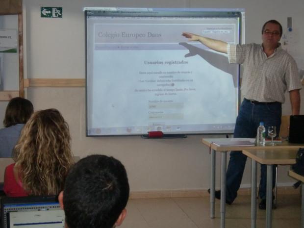 (Español) Formación a Profesores – Curso Moodle