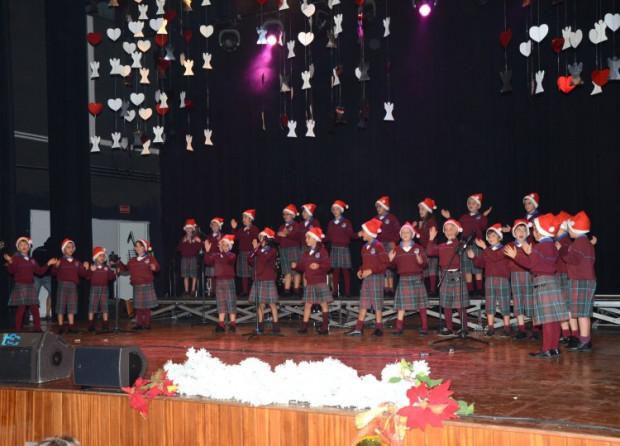Concierto de Navidad 2012