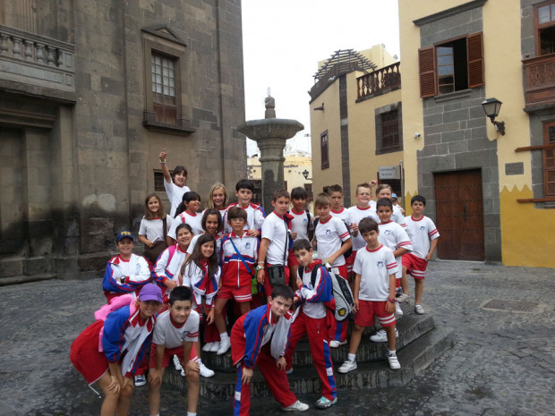 (Español) 4º Año en Gran Canaria. Aula de la Naturaleza de la Laurisilva