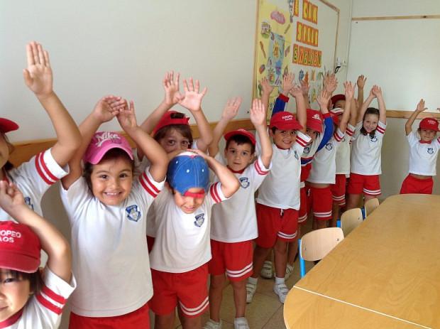 (Español) ¡Comenzó el Curso 2013-2014!