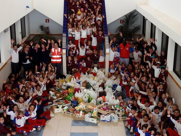 Campaña de recogida de alimentos 2013 – 2014