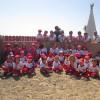Excursión a Lanzarote a caballo. 2º Ciclo de Infantil.