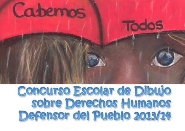 (Español) Premio para un alumno de nuestro colegio  en el Concurso Nacional de Derechos Humanos