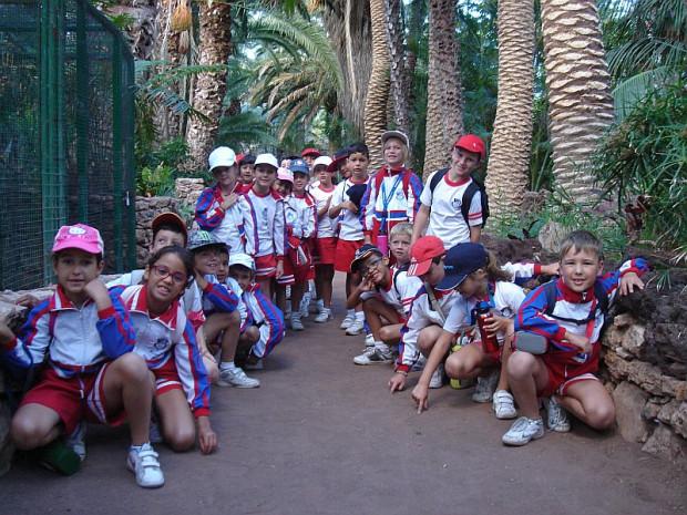 Oasis Park Fuerteventura.