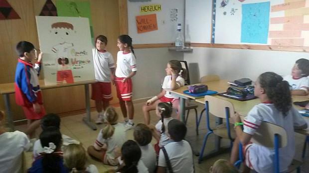 (Español) ¡Compartimos aprendizaje!