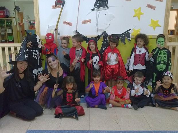 (Español) Halloween Infantil