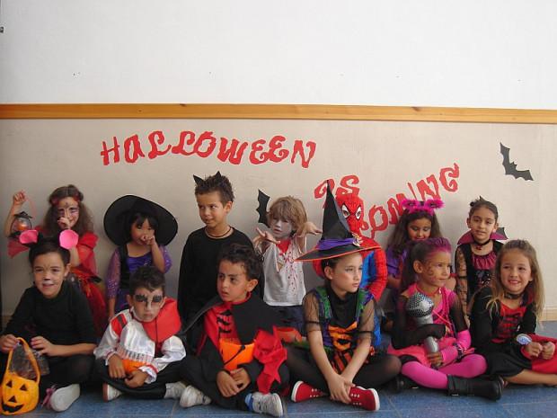 (Español) Celebración de Halloween