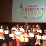 CAJA CANARIAS / TARJETA DE NAVIDAD